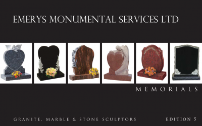Emerys Monumental Services Ltd  Edition 5-1