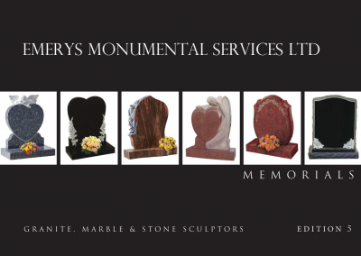 Emerys Monumental Services Ltd  Edition 5-1