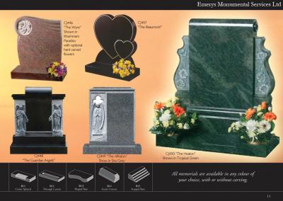 Emerys Monumental Services Ltd Edition 5-11