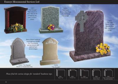 Emerys Monumental Services Ltd  Edition 5-12