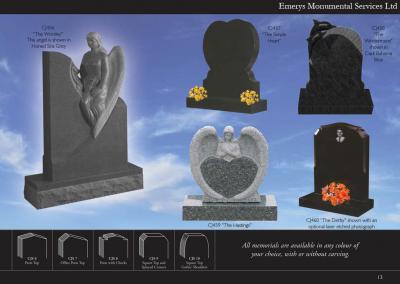 Emerys Monumental Services Ltd  Edition 5-13