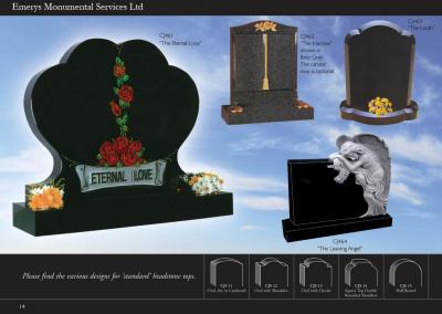 Emerys Monumental Services Ltd Edition 5-14