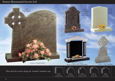 Emerys Monumental Services Ltd  Edition 5-16