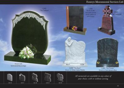 Emerys Monumental Services Ltd Edition 5-19
