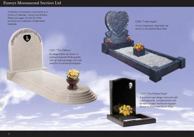 Emerys Monumental Services Ltd  Edition 5-2