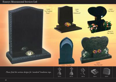 Emerys Monumental Services Ltd  Edition 5-20