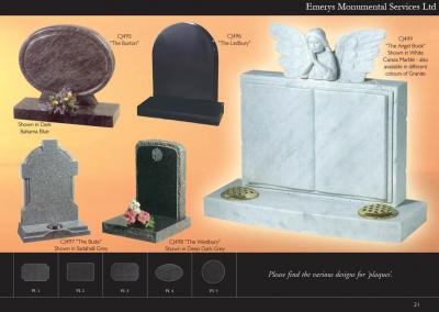 Emerys Monumental Services Ltd  Edition 5-21