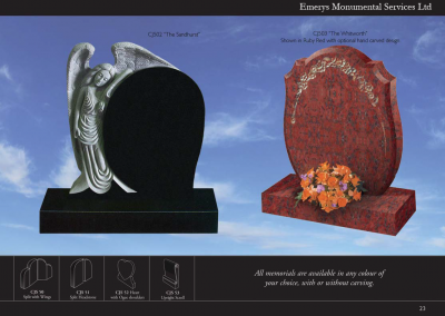 Emerys Monumental Services Ltd Edition 5-23