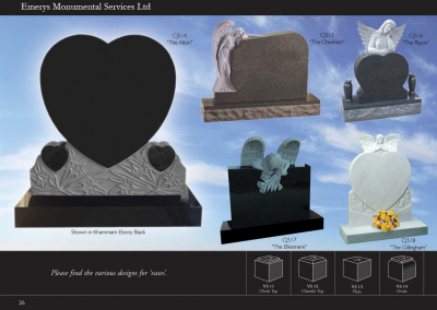 Emerys Monumental Services Ltd  Edition 5-26