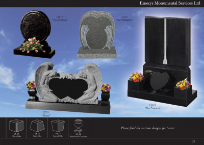 Emerys Monumental Services Ltd Edition 5-27