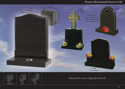 Emerys Monumental Services Ltd Edition 5-29