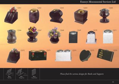 Emerys Monumental Services Ltd  Edition 5-33