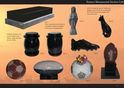 Emerys Monumental Services Ltd Edition 5-5