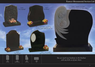 Emerys Monumental Services Ltd  Edition 5-7